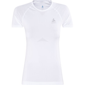 Odlo Evolution Light Shirt S/S Crew Neck Women white
